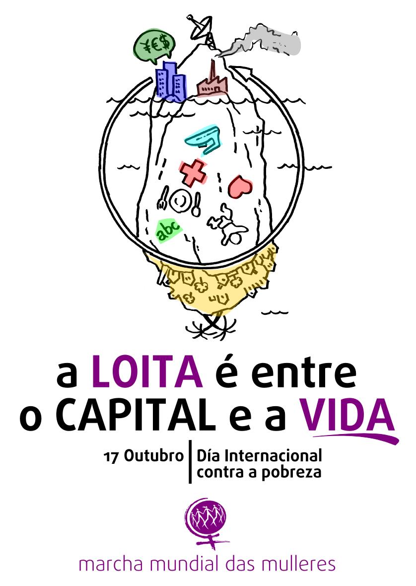 Día Internacional contra a pobreza
